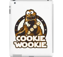 Wookie Cookie Parody iPad Case/Skin