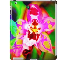 4425 Psychedelic Orchid iPad Case/Skin