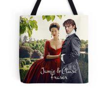 Outlander/Jamie & Claire Fraser Tote Bag
