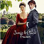 Outlander/Jamie & Claire Fraser by Sassenach616