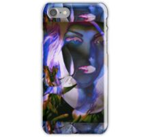 6560b Orchid Goddess iPhone Case/Skin