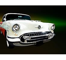 1955 Oldsmobile Holiday Coupe Photographic Print