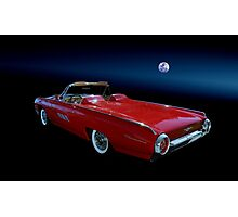 """1961 Ford """" Bullet Bird """" Photographic Print"""
