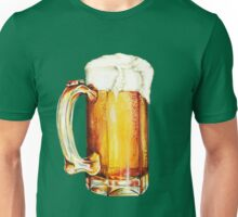 St. Patricks Day - Beer Pattern Unisex T-Shirt