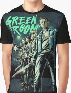 Green Room Graphic T-Shirt