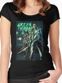 Green Room Women's Fitted Scoop T-Shirt