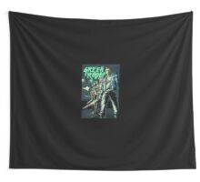 Green Room Wall Tapestry