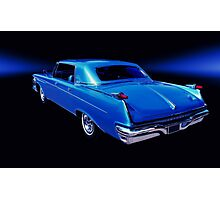 1962 Chrysler Imperial Crown Photographic Print