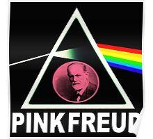 PINK FREUD Poster