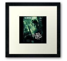 Green Room 'Un Survival Dement' Framed Print