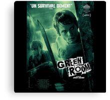 Green Room 'Un Survival Dement' Canvas Print