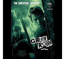 Green Room 'Un Survival Dement' Photographic Print