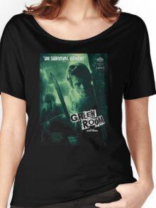 Green Room 'Un Survival Dement' Women's Relaxed Fit T-Shirt