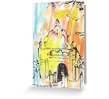 Groote Kerk, Galle Fort Greeting Card