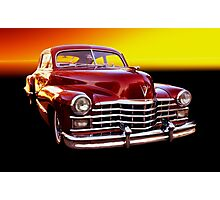 1947 Cadillac Series 62 Sedan Photographic Print