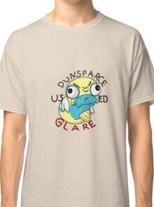 DUNSPARCE used GLARE! Classic T-Shirt