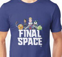 Olan Rogers' Final Space Unisex T-Shirt