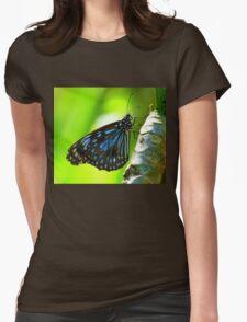 The  Butterfly Blue  T-Shirt