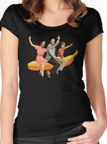 Banana Boat Women's Fitted Scoop T-Shirt