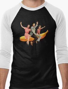 Banana Boat Men's Baseball ¾ T-Shirt
