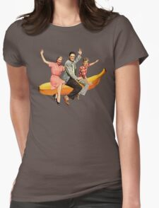 Banana Boat Womens Fitted T-Shirt