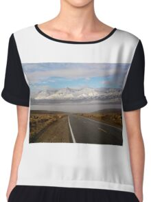 The Highway to Heaven Chiffon Top