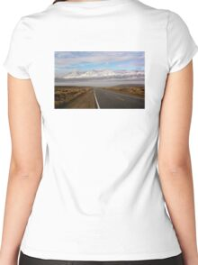 The Highway to Heaven Women's Fitted Scoop T-Shirt