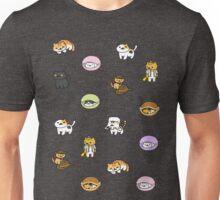 Kitty Pattern Unisex T-Shirt