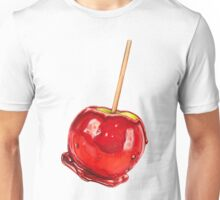 Candy Apple Pattern Unisex T-Shirt