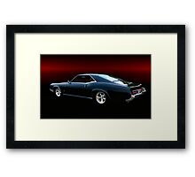 1967 Buick Riviera Coupe Framed Print