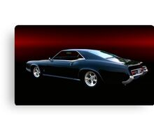 1967 Buick Riviera Coupe Canvas Print