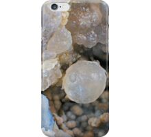 Grape and Fire Agate iPhone Case/Skin