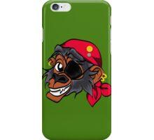 Monkey Pirate iPhone Case/Skin