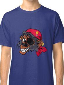 Monkey Pirate Classic T-Shirt