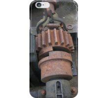 Steam Punk Gear iPhone Case/Skin