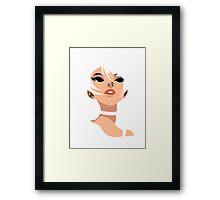 Girl 1 Framed Print