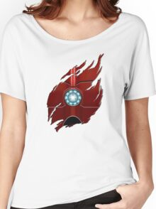 Red Body Armor Women's Relaxed Fit T-Shirt