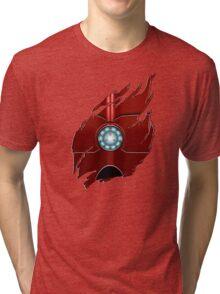 Red Body Armor Tri-blend T-Shirt