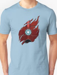 Red Body Armor Unisex T-Shirt