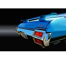 1971 Olds 442 Photographic Print