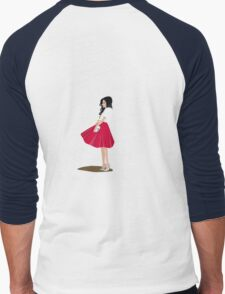 Girl 2 Men's Baseball ¾ T-Shirt