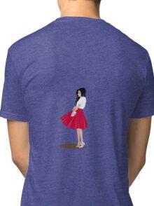 Girl 2 Tri-blend T-Shirt