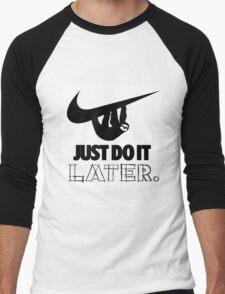Later! Men's Baseball ¾ T-Shirt