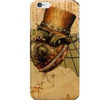 Time Traveller's Heart iPhone Case/Skin