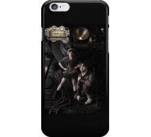 At the station iPhone Case/Skin