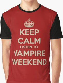 vampire weekend  Graphic T-Shirt