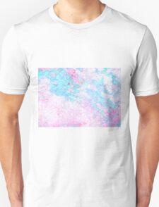 Paper marbling Unisex T-Shirt