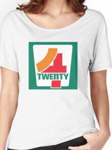 4-Twenty 7-Eleven Women's Relaxed Fit T-Shirt