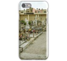 Very old cemetery iPhone Case/Skin