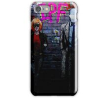 IPF back cover iPhone Case/Skin